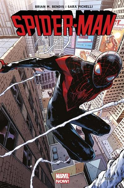 Spider-Man. Volume 1, Miles Morales