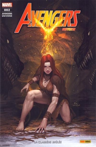Avengers universe. n° 2, La clairière brûlée