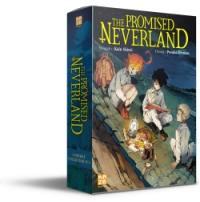 The promised Neverland : coffret Mystic code + roman 4