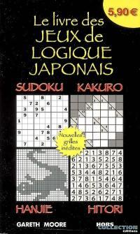 Le livre des jeux de logique japonais