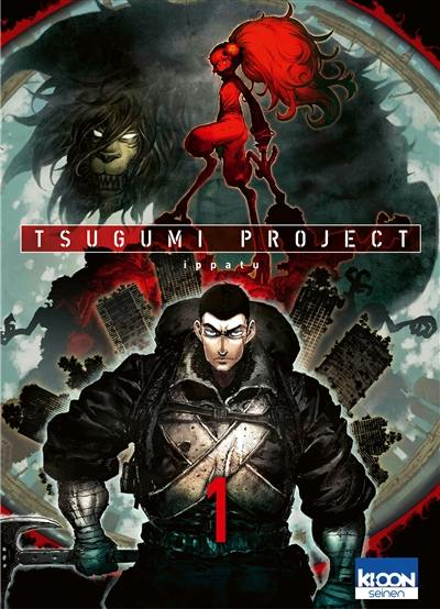 Tsugumi project. Volume 1