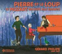 Pierre et le loup et Mozart raconté aux enfants