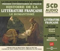 Histoire de la littérature française. Volume 5, Le romantisme