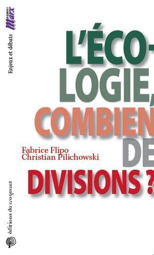 L'écologie, combien de divisions ?