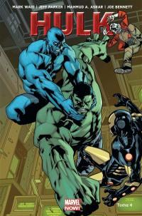 Hulk. Volume 4, Une bombe pour l'humanité