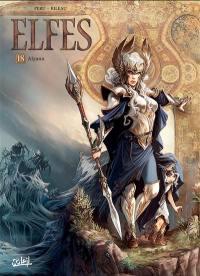 Elfes. Volume 18, Alyana