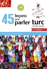 45 leçons pour parler turc