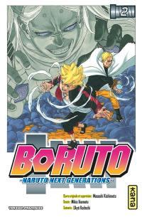 Boruto. Volume 2,