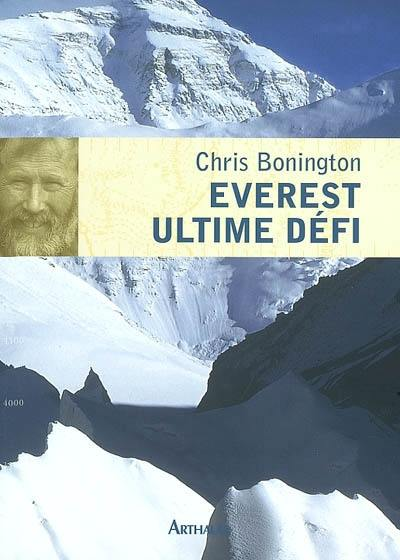 Everest, ultime défi