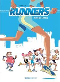 Les runners. Volume 1, Premières foulées