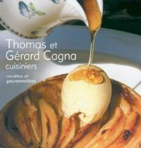Thomas et Gérard Cagna cuisiniers