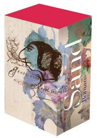 Coffret romans George Sand