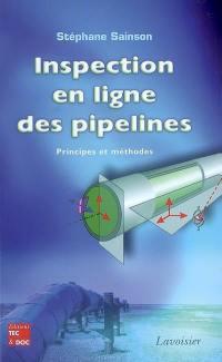 Inspection en ligne des pipelines