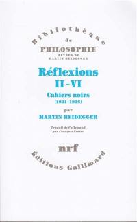 Réflexions II-VI