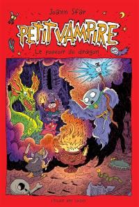 Petit Vampire. Volume 2, Le pouvoir du dragon