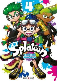 Splatoon. Volume 4,
