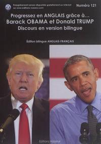 Progressez en anglais grâce à... Barack Obama et Donald Trump