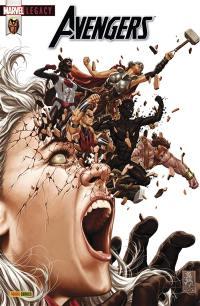 Marvel legacy : Avengers. n° 6, Jusqu'à la mort (IV)