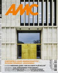 AMC, le moniteur architecture. n° 295, Personnes âgées