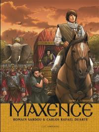 Maxence. Volume 2, L'Augusta