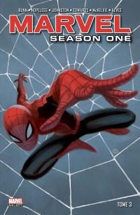 Marvel, season one. Volume 3,