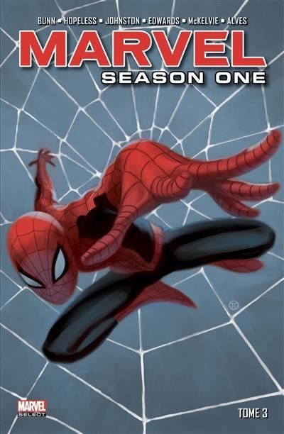 Marvel, season one. Vol. 3