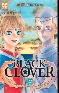 Black Clover. Volume 22,