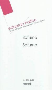 Saturne = Saturno