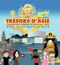 Trésors d'Asie du Musée départemental des arts asiatiques à Nice