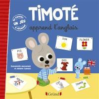 Timoté apprend l'anglais