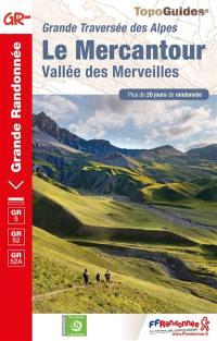 Le Mercantour, vallée des Merveilles
