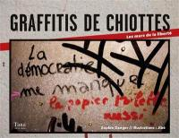Graffitis de chiottes