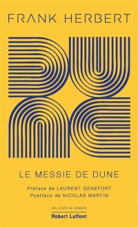 Dune. Vol. 2. Le messie de Dune