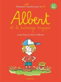 Albert, Albert et le tatouage magique