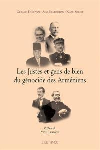 Les Justes et gens de bien du génocide des Arméniens