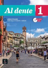 Al dente A1 : corso d'italiano : libro dello studente + esercizi