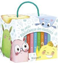 Le livre de mes émotions, Ma petite bibliothèque des émotions