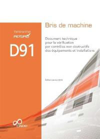 Référentiel APSAD D91