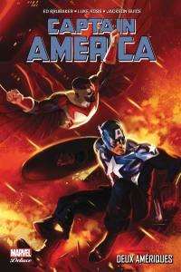 Captain America. Volume 7, Deux Amériques