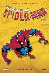 Spectacular Spider-Man, 1986