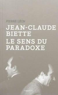 Jean-Claude Biette, le sens du paradoxe
