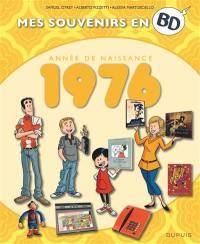 Mes souvenirs en BD. Volume 37, Année de naissance
