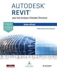 Autodesk Revit pour les bureaux d'étude structure