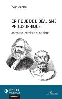 Critique de l'idéalisme philosophique