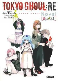 Tokyo ghoul. Volume 1, Quest