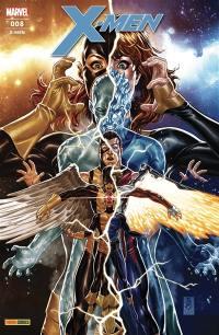 X-Men. n° 8, Extermination