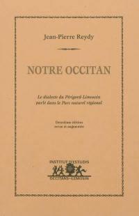 Notre occitan