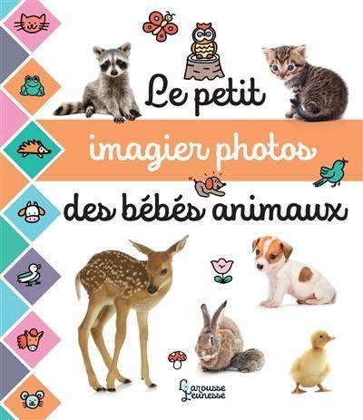 Le petit imagier photos des bébés animaux