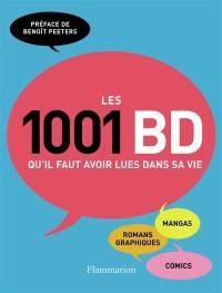 Les 1.001 BD qu'il faut avoir lues dans sa vie