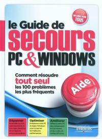 Le guide de secours PC & Windows